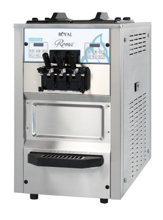 מכונת גלידה אמריקאית ROMA INVERTER