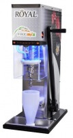 Frozen-yogurt-machine