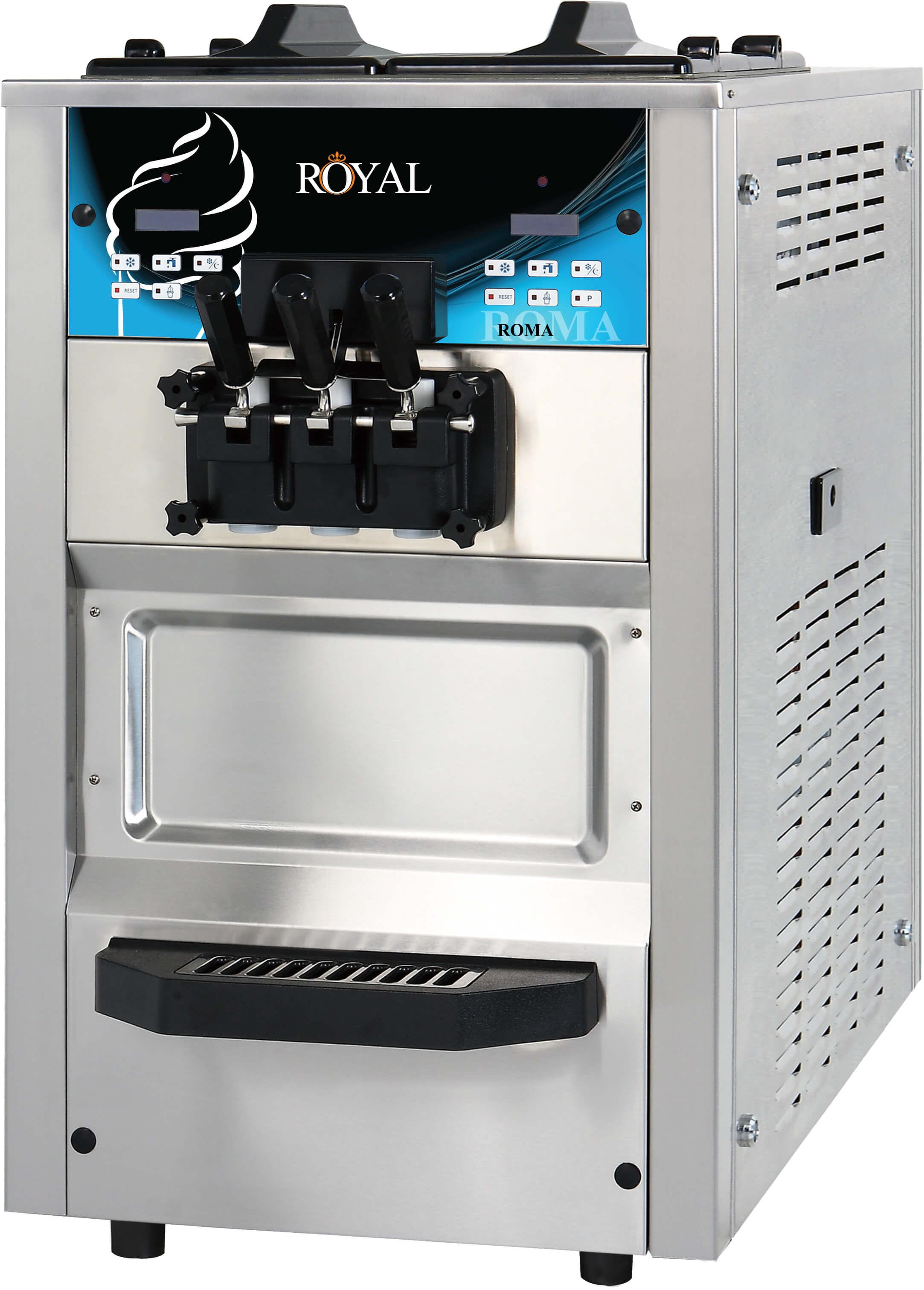 חלקי חילוף של מכונת גלידה אמריקאית ROMA