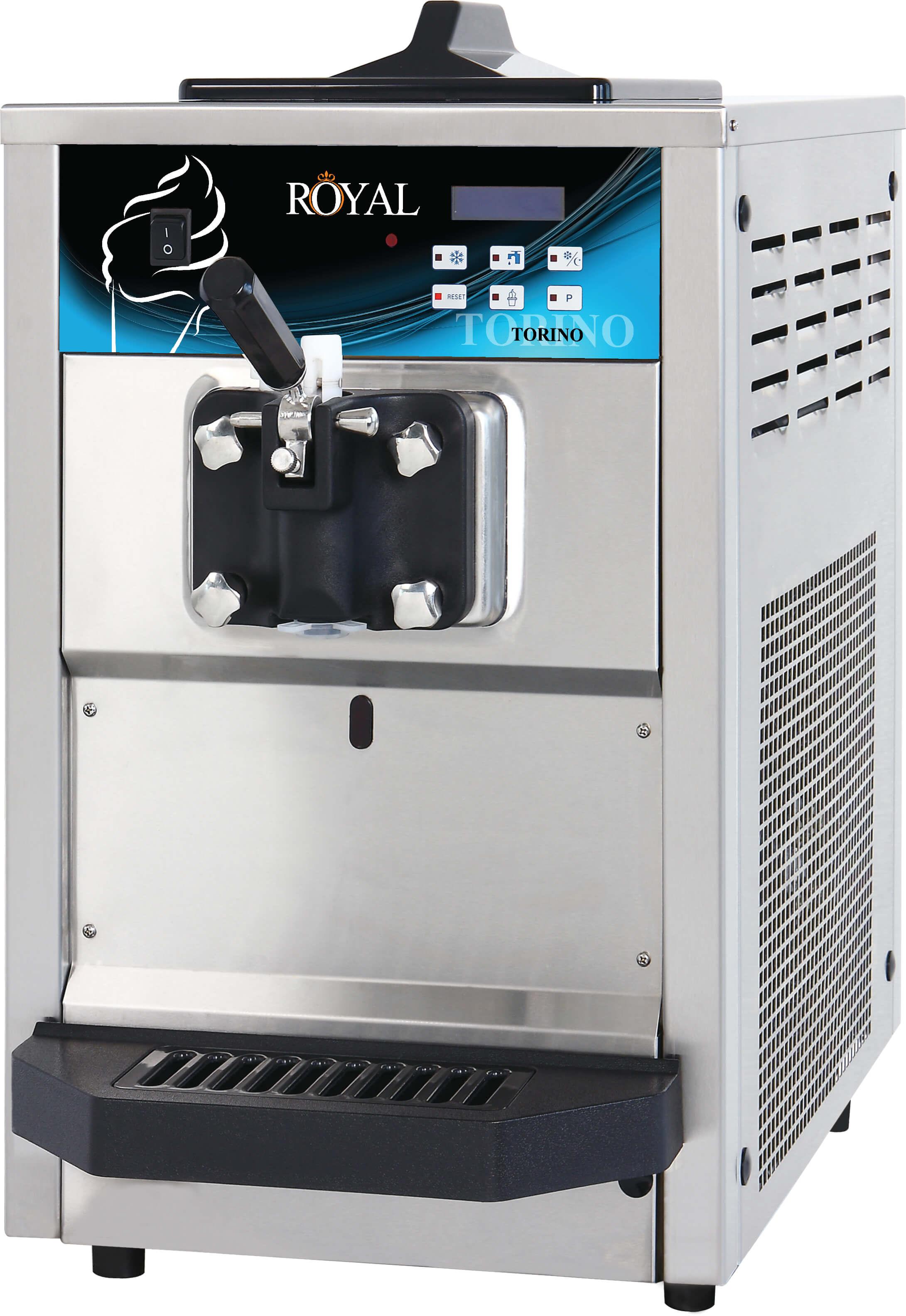 מרענן מכונת גלידה אמריקאית / יוגורט TORINO - IceRoyal YV-19