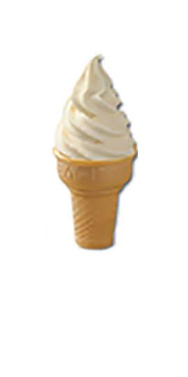 גלידה אמריקאית (80 גרם למנה)
