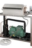 מכונת קרח דפים  SP-4001