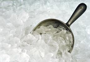 קוביות קרח לבאנר