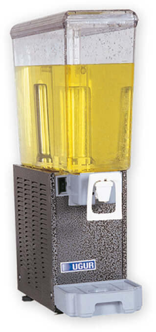 מכונת מיץ ראש אחד Ugur