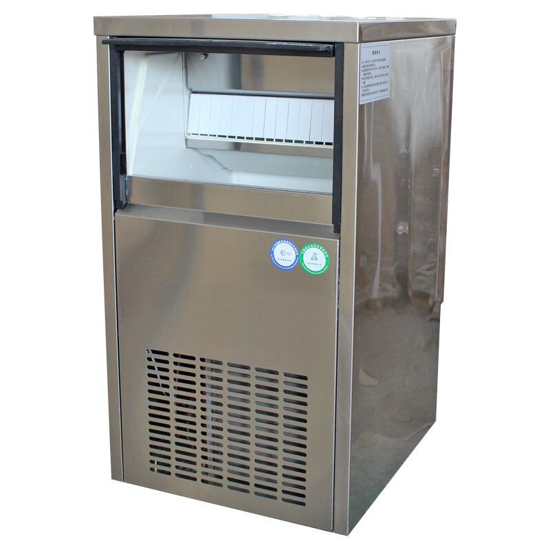 מכונת קרח לעסק ZBL25 מנירוסטה