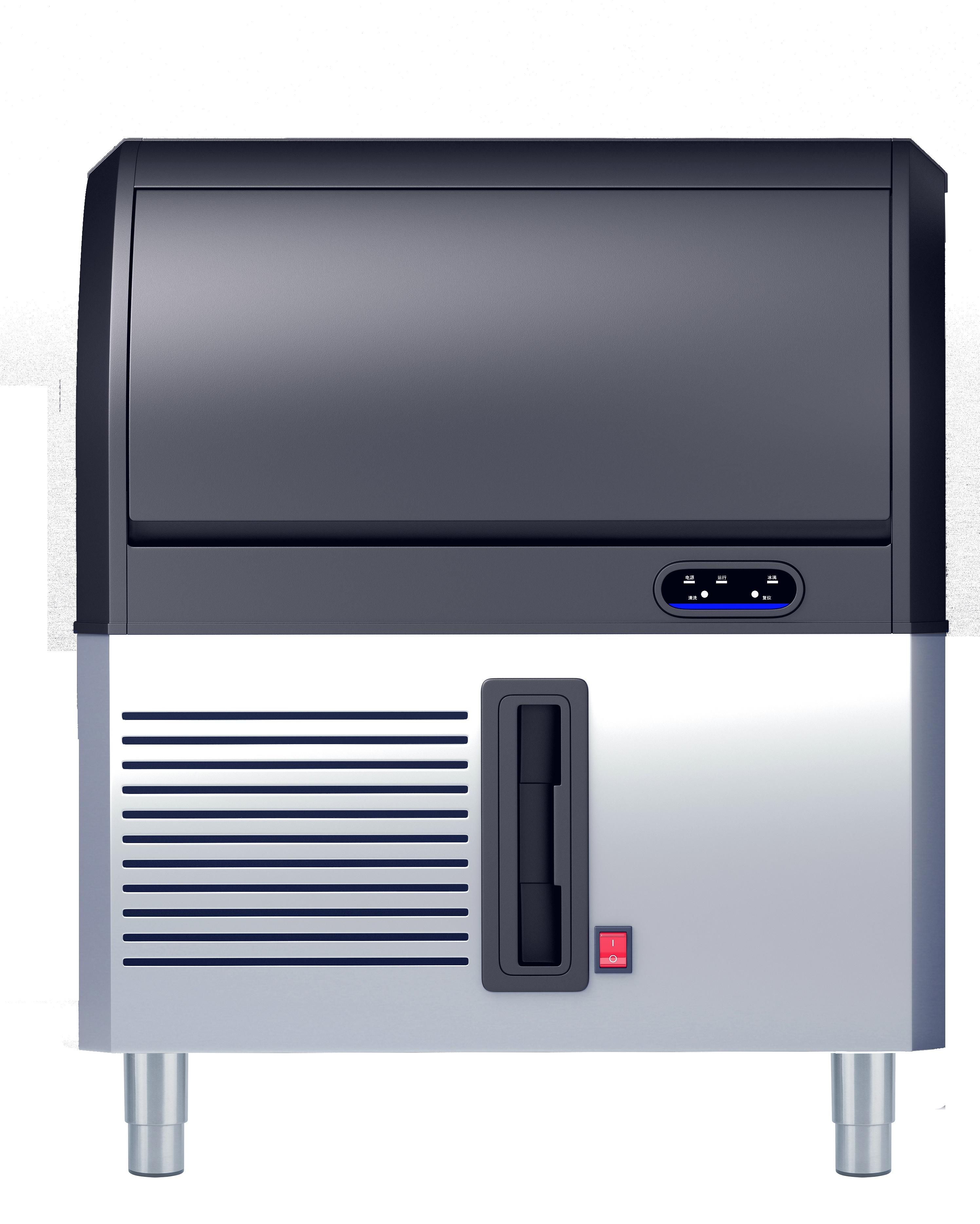מכונת קרח נירוסטה ZBY-90