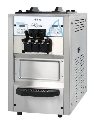 מכונת גלידה אמריקאית  ROMA INVERTER PUMP