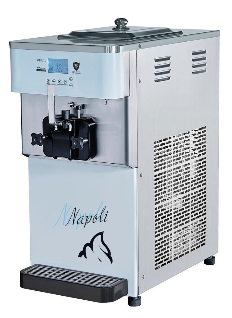 מכונת גלידה אמריקאית דלפקית Mini Napoli – דגמי 2021